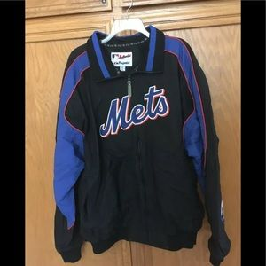 Authentic Collection Majestic-NY Mets Jacket XXL
